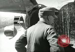 Image of German technicians work on V-2 missile propulsion unit Blizna Poland, 1944, second 3 stock footage video 65675062554