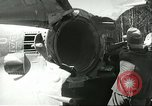 Image of German technicians work on V-2 missile propulsion unit Blizna Poland, 1944, second 5 stock footage video 65675062554