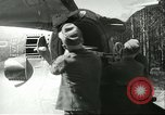 Image of German technicians work on V-2 missile propulsion unit Blizna Poland, 1944, second 7 stock footage video 65675062554