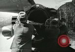 Image of German technicians work on V-2 missile propulsion unit Blizna Poland, 1944, second 8 stock footage video 65675062554