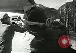 Image of German technicians work on V-2 missile propulsion unit Blizna Poland, 1944, second 9 stock footage video 65675062554