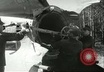 Image of German technicians work on V-2 missile propulsion unit Blizna Poland, 1944, second 10 stock footage video 65675062554