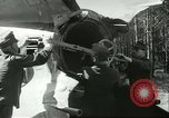 Image of German technicians work on V-2 missile propulsion unit Blizna Poland, 1944, second 11 stock footage video 65675062554