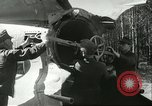 Image of German technicians work on V-2 missile propulsion unit Blizna Poland, 1944, second 12 stock footage video 65675062554