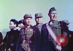 Image of Generalissimo Chiang-Kai-Shek Beijing China, 1945, second 12 stock footage video 65675062556