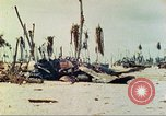 Image of United States soldiers Tarawa Gilbert Islands, 1944, second 5 stock footage video 65675062565