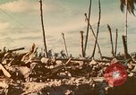 Image of United States soldiers Tarawa Gilbert Islands, 1944, second 3 stock footage video 65675062567