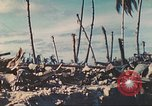 Image of United States soldiers Tarawa Gilbert Islands, 1944, second 6 stock footage video 65675062567