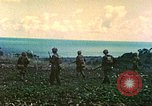 Image of United States Marines Saipan Northern Mariana Islands, 1944, second 2 stock footage video 65675062579