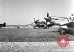 Image of Pilots of 100th Fighter Squadron, 332nd Fighter Group Termoli Italy, 1944, second 1 stock footage video 65675062601