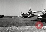 Image of Pilots of 100th Fighter Squadron, 332nd Fighter Group Termoli Italy, 1944, second 2 stock footage video 65675062601