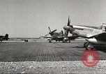 Image of Pilots of 100th Fighter Squadron, 332nd Fighter Group Termoli Italy, 1944, second 4 stock footage video 65675062601