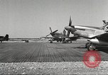 Image of Pilots of 100th Fighter Squadron, 332nd Fighter Group Termoli Italy, 1944, second 8 stock footage video 65675062601