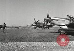 Image of Pilots of 100th Fighter Squadron, 332nd Fighter Group Termoli Italy, 1944, second 9 stock footage video 65675062601