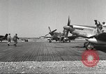 Image of Pilots of 100th Fighter Squadron, 332nd Fighter Group Termoli Italy, 1944, second 10 stock footage video 65675062601