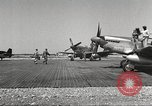 Image of Pilots of 100th Fighter Squadron, 332nd Fighter Group Termoli Italy, 1944, second 12 stock footage video 65675062601