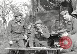 Image of British Officers Orsogna Italy, 1943, second 1 stock footage video 65675062603