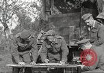 Image of British Officers Orsogna Italy, 1943, second 2 stock footage video 65675062603