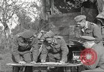 Image of British Officers Orsogna Italy, 1943, second 4 stock footage video 65675062603