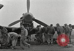 Image of 99th Pursuit Squadron Tuskegee Airmen Orsogna Italy, 1943, second 1 stock footage video 65675062605