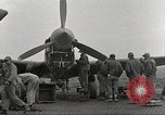 Image of 99th Pursuit Squadron Tuskegee Airmen Orsogna Italy, 1943, second 2 stock footage video 65675062605