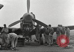 Image of 99th Pursuit Squadron Tuskegee Airmen Orsogna Italy, 1943, second 5 stock footage video 65675062605