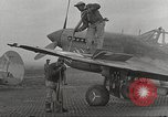Image of Tuskegee Airmen 99th Pursuit Squadron Orsogna Italy, 1943, second 4 stock footage video 65675062606