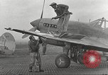 Image of Tuskegee Airmen 99th Pursuit Squadron Orsogna Italy, 1943, second 8 stock footage video 65675062606