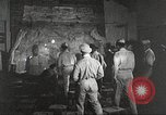 Image of 332nd Fighter Group pilots being briefed before mission Termoli Italy, 1944, second 8 stock footage video 65675062608