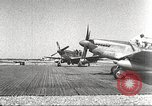 Image of 100th Squadron, U.S. Army Air Forces 332nd Fighter Group Termoli Italy, 1944, second 1 stock footage video 65675062614