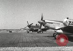Image of 100th Squadron, U.S. Army Air Forces 332nd Fighter Group Termoli Italy, 1944, second 2 stock footage video 65675062614