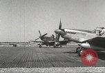 Image of 100th Squadron, U.S. Army Air Forces 332nd Fighter Group Termoli Italy, 1944, second 4 stock footage video 65675062614