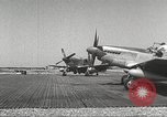 Image of 100th Squadron, U.S. Army Air Forces 332nd Fighter Group Termoli Italy, 1944, second 5 stock footage video 65675062614