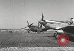 Image of 100th Squadron, U.S. Army Air Forces 332nd Fighter Group Termoli Italy, 1944, second 6 stock footage video 65675062614