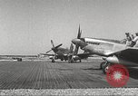 Image of 100th Squadron, U.S. Army Air Forces 332nd Fighter Group Termoli Italy, 1944, second 7 stock footage video 65675062614
