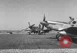 Image of 100th Squadron, U.S. Army Air Forces 332nd Fighter Group Termoli Italy, 1944, second 8 stock footage video 65675062614