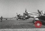 Image of 100th Squadron, U.S. Army Air Forces 332nd Fighter Group Termoli Italy, 1944, second 10 stock footage video 65675062614