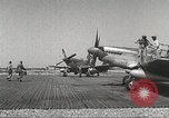 Image of 100th Squadron, U.S. Army Air Forces 332nd Fighter Group Termoli Italy, 1944, second 11 stock footage video 65675062614