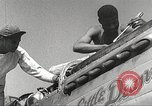 Image of Ground Crewmen of 332nd Fighter Group maintain P-51s Termoli Italy, 1944, second 12 stock footage video 65675062615