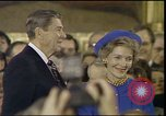 Image of President Ronald Reagan Washington DC USA, 1985, second 1 stock footage video 65675062617