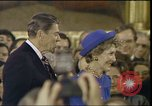 Image of President Ronald Reagan Washington DC USA, 1985, second 2 stock footage video 65675062617