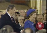 Image of President Ronald Reagan Washington DC USA, 1985, second 3 stock footage video 65675062617
