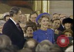 Image of President Ronald Reagan Washington DC USA, 1985, second 4 stock footage video 65675062617