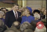 Image of President Ronald Reagan Washington DC USA, 1985, second 8 stock footage video 65675062617