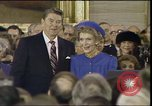 Image of President Ronald Reagan Washington DC USA, 1985, second 9 stock footage video 65675062617