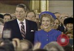 Image of President Ronald Reagan Washington DC USA, 1985, second 10 stock footage video 65675062617