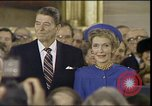 Image of President Ronald Reagan Washington DC USA, 1985, second 11 stock footage video 65675062617