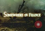 Image of United States soldiers France, 1943, second 4 stock footage video 65675062625