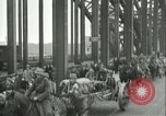 Image of soldiers during WWII European Theater, 1943, second 5 stock footage video 65675062662
