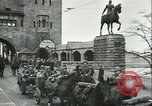 Image of soldiers during WWII European Theater, 1943, second 8 stock footage video 65675062662